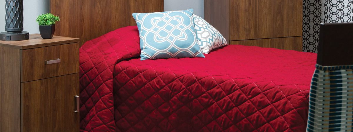 Image for the Stylish, Easy-to-Clean Senior Living Furniture for Resident Rooms article.