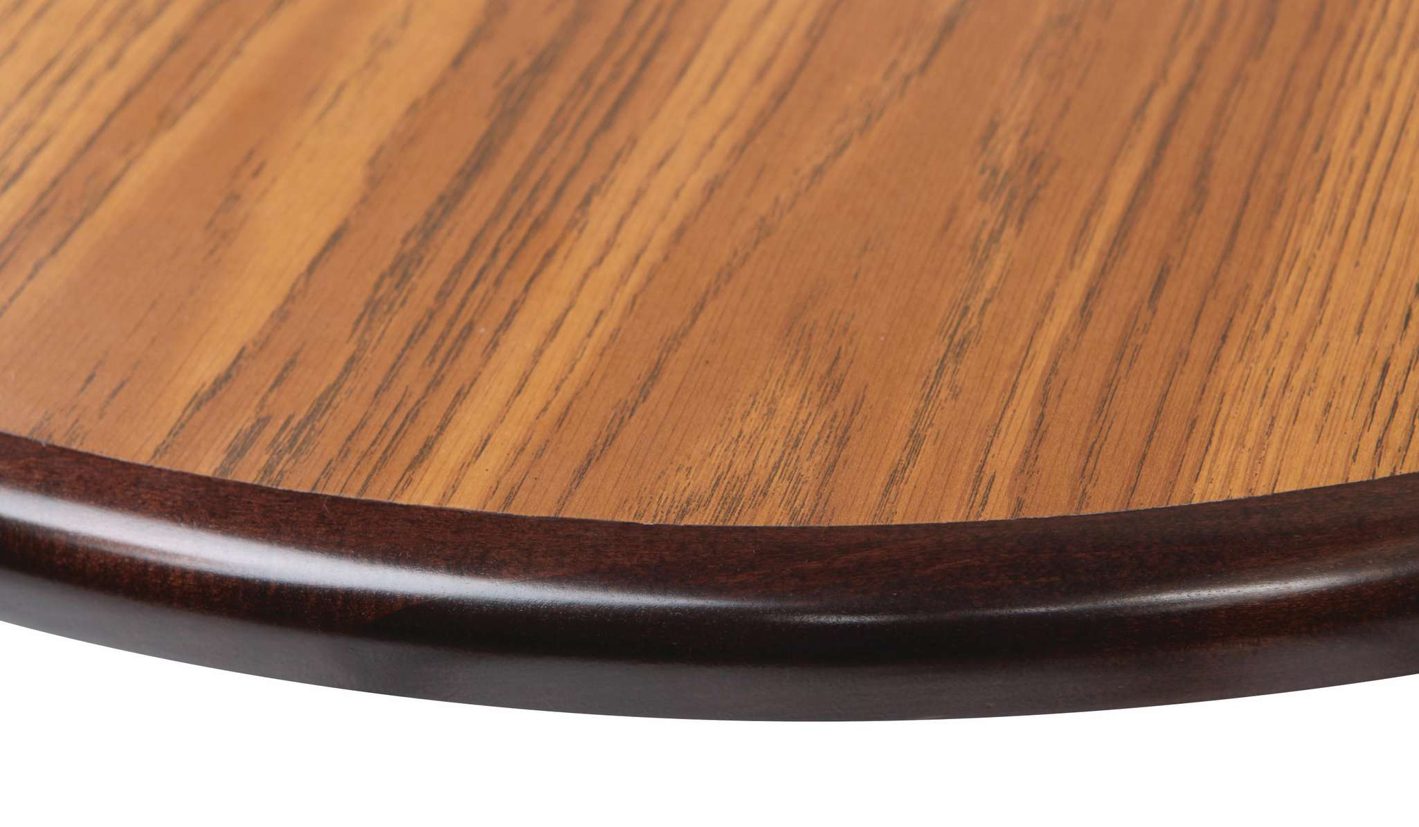 Laminate Tabletop With Maple Bullnose Wood Edge Tier 1
