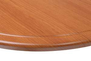 Thermolaminate Tabletop with Spill-Retainer Edge, Tier 2 Finishes