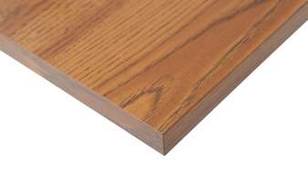 Quick-Ship Laminate Tabletop with Self-Edge