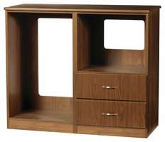 Williamsburg 2-Drawer Hospitality Station