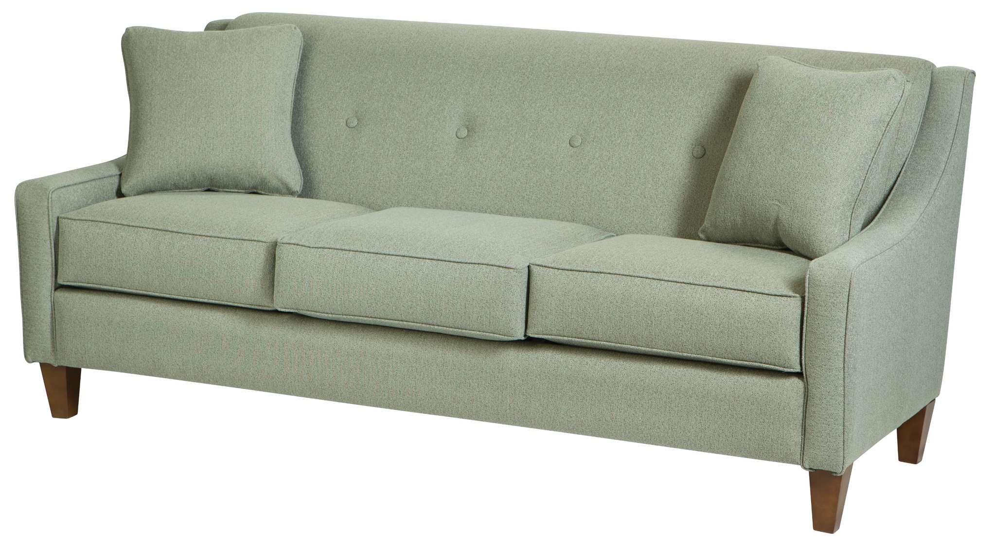 Vidalia Sofa In Crypton Fabric