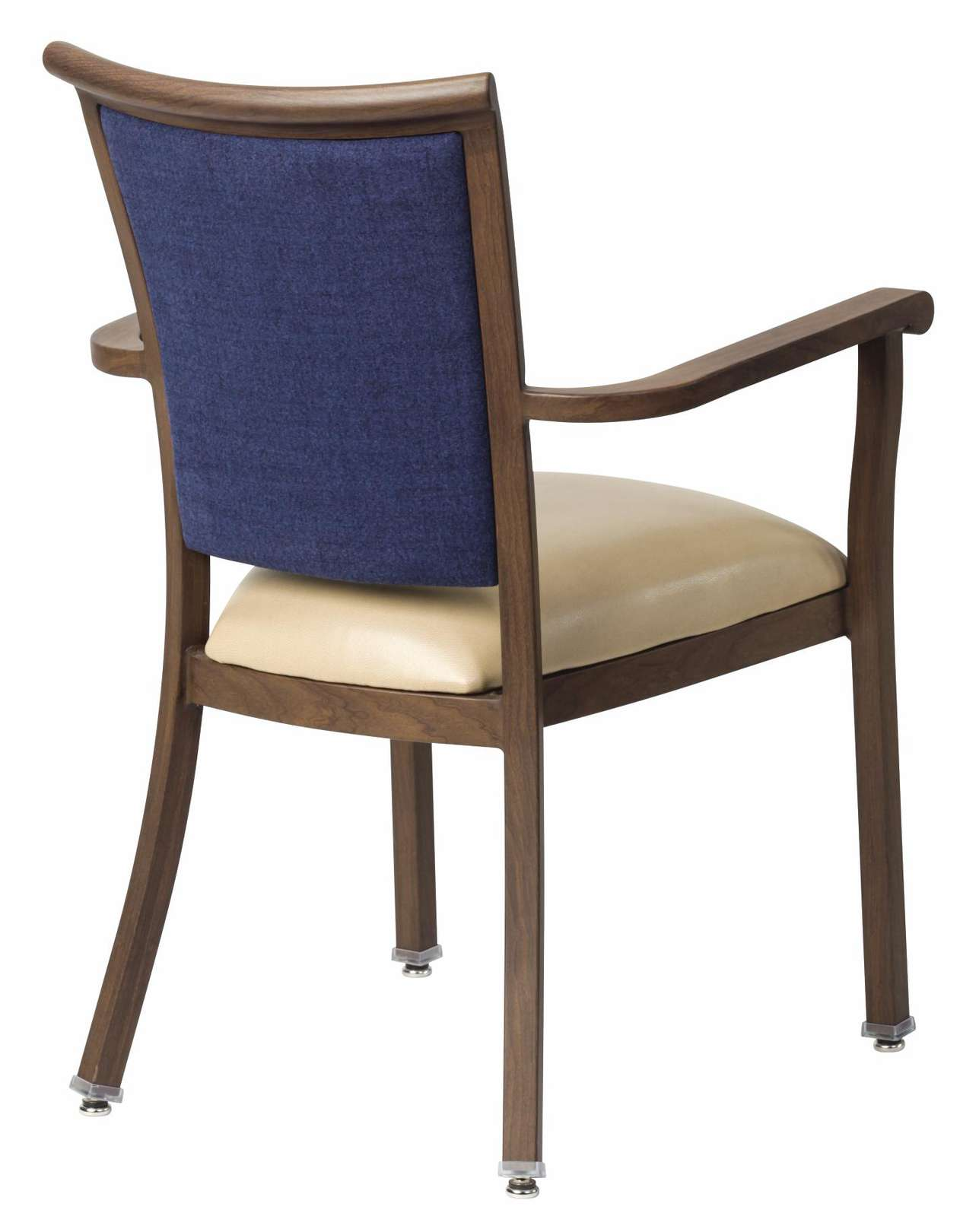 Vincenza Dining Chair With Front Casters Maxwell Thomas