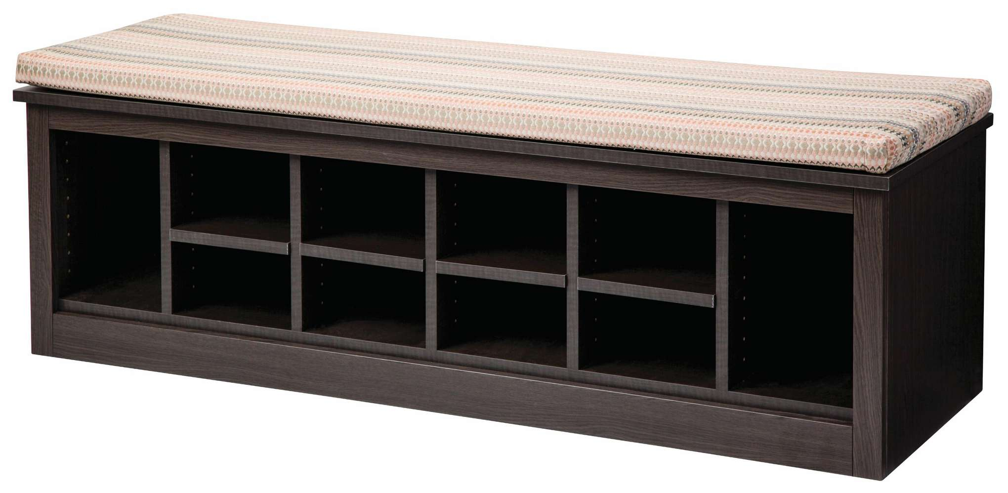 Malaga Storage Bench With Cubbies Maxwell Thomas